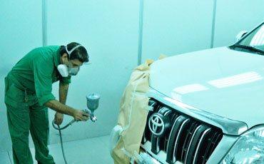 car maintenance & service center dubai