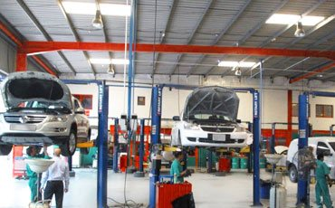 car maintenance & service center dubai